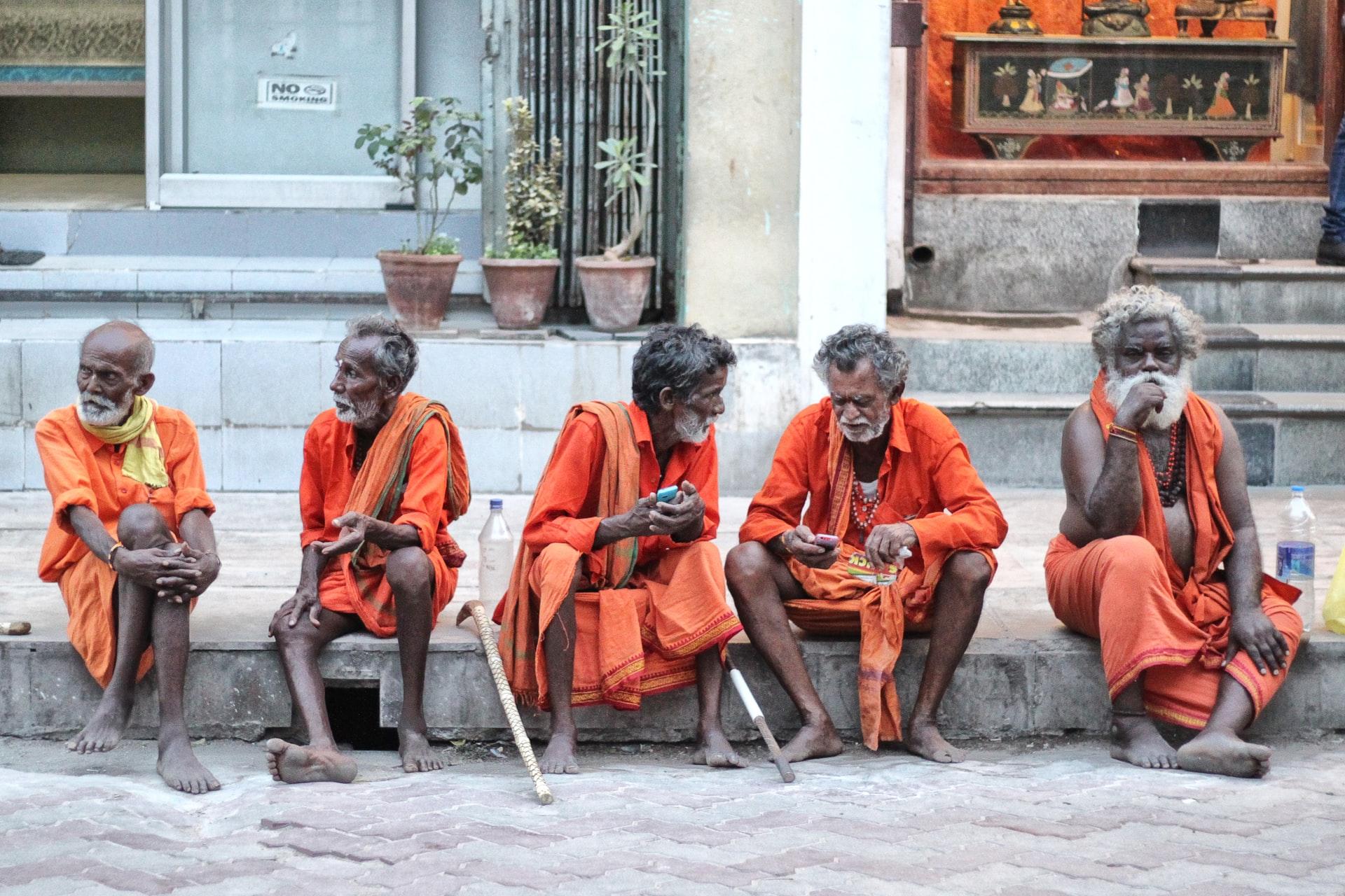 סגפנות בהודו - סאדו - באבאות