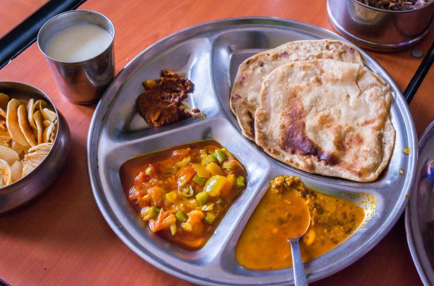 אוכל בהודו