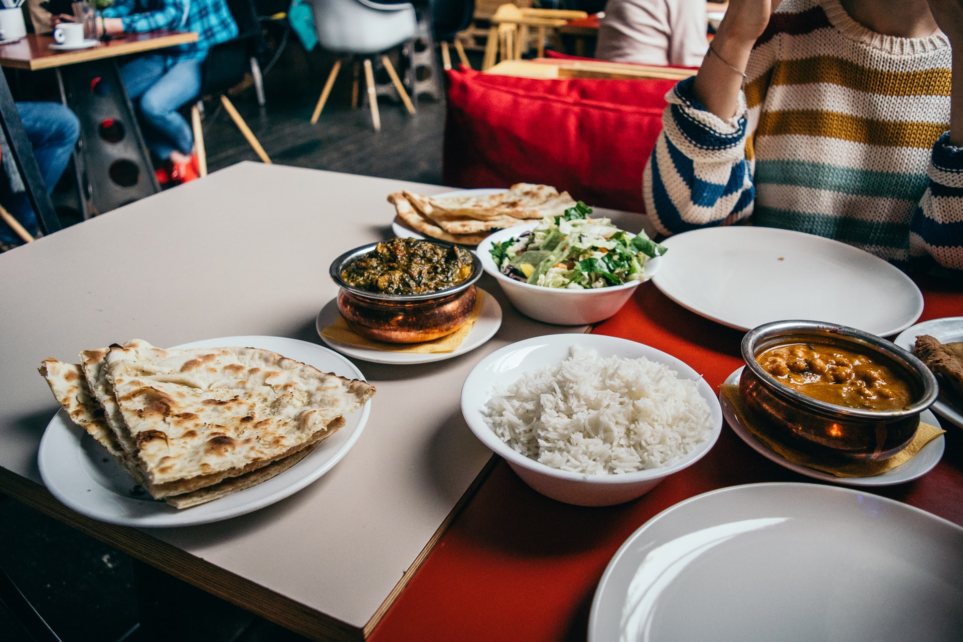 מסעדה הודית