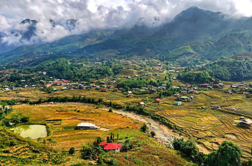 העיר טאונג'י מדינת שאן : Shan