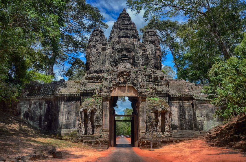 קמבודיה הארץ המופלאה