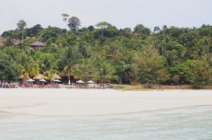 קמבודיה דרום מחוז קמפוט