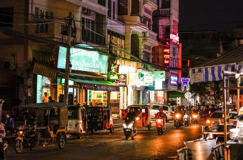 קמבודיה דרום מזרח