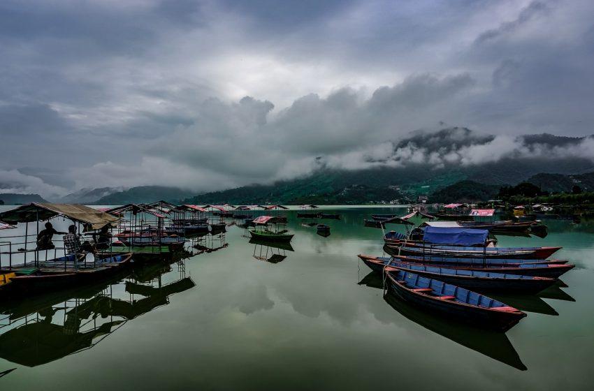 נפאל מערב העיר פוקרה